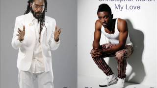 Tarrus Riley ft Christopher Martin - Don t Come Back - My Love - by Dezmlanshow