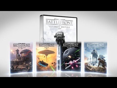 Star Wars: Battlefront #Ultimate Edition