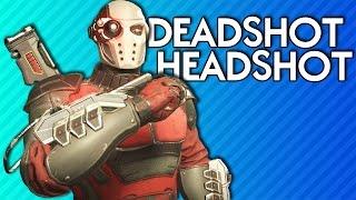 DEADSHOT HEADSHOT | Injustice 2