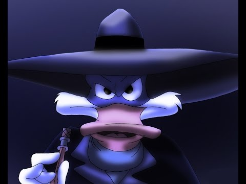 Darkwing Duck - multilanguage (на 8 языках )!