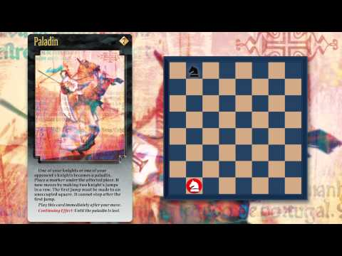 Knightmare Chess Paladin.