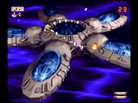 Super Stardust (Amiga cd32) longplay