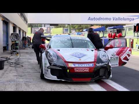 Porsche Carrera Cup Italia - Vallelunga, 25 giugno 2017 - HIGHLIGHTS Gara 2