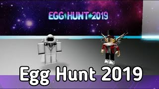 ОХОТА НА ЯЙЦА 2019 (The 2019 Egg Hunt) - Роблокс короткометражка. Перевод.