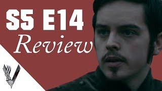 Vikings Season 5 Episode 14 Review | Ubbe And Alfred!