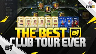 THE BEST CLUB TOUR EVER!   FIFA 15
