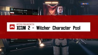 XCOM 2 Mods - Witcher Character Pool