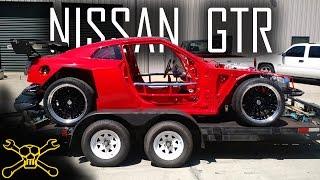 2017 Formula Drift - NISSAN GTR
