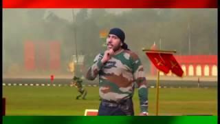 Indian Army Challange To Pakistan    Sudhar Ja Pakistan    Superhit Song    Karamvir Fauji 2016