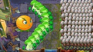 Plants vs Zombies 2 Battlez hack mod apk - Citron vs all Zombies