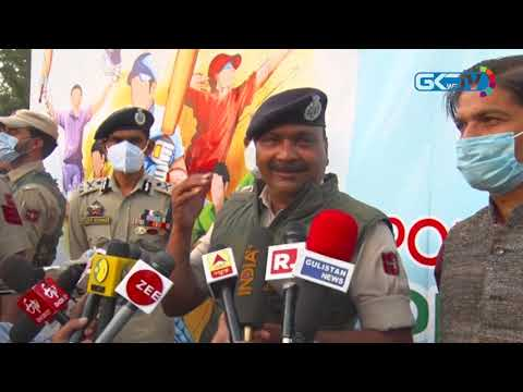 DGP talks about infiltration, use of drones for weapons smuggling and alleged Shopian gunfight