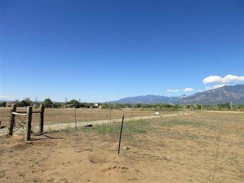 Tract 7 Camino Anglada, Taos NM 87571