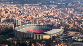 preview picture of video 'Districts of Barcelona'