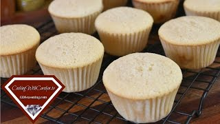 How to Make Cupcakes Using Cake Batter  Answering a Few Questions  Cooking With Carolyn
