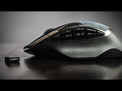 Logitech G602 Practical Review – BEST WIRELESS GAMING MOUSE!!