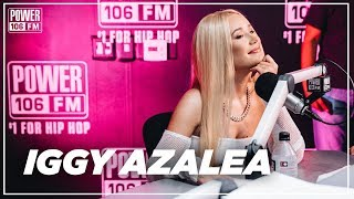 The Cruz Show - Iggy Azalea on