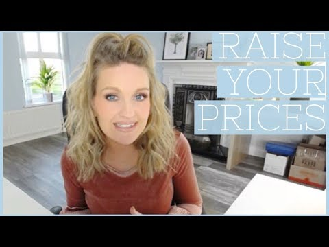PRICING CAKES | Why you need to INCREASE your prices | CAKE BUSINESS TIPS