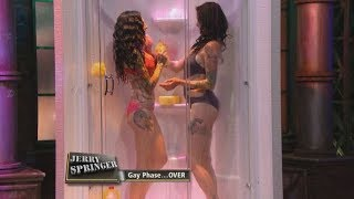 Download Video Coming Clean About A Crush (The Jerry Springer Show) MP3 3GP MP4
