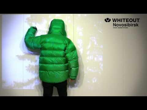 Whiteout Novosibirsk Down Jacket Mint