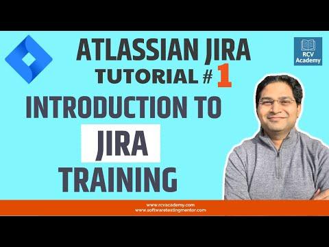 JIRA Tutorial #1 - Atlassian JIRA Training Introduction - YouTube