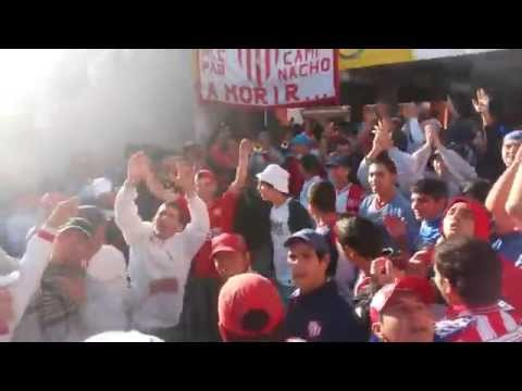 """""""Para el sabalero un minuto de silencio! LLega la barra de la BOMBA"""" Barra: La Barra de la Bomba • Club: Unión de Santa Fe"""