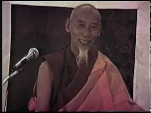 Tibetan public Talk༄སྐྱབས་རྗེ་ཟོང་རྡོ་རྗེ་འཆང་གི་བླ་མ་མཆོད་པའི་དཀའ་ཁྲིད།(༢)