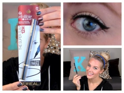 Infallible Never Fail Eyeliner by L'Oreal #11