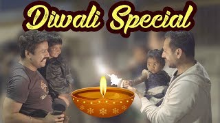 Street Children Celebrating Diwali With Team BOB- Diwali Special 2018