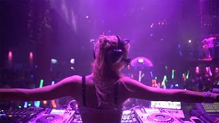 Paris Hilton Foam  Diamonds Opening Party  Amnesia Ibiza 2016
