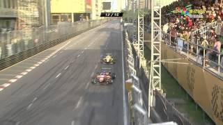 Formula3 - Macau2014 Main Race Full Race