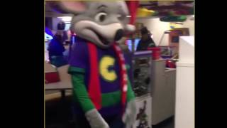 CHUCK E. CHEESE BRAWL in Flint, Michigan (VIDEO SNIPPET)