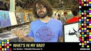 Lou Barlow - What's In My Bag?