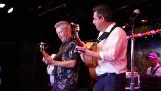 """Marc Antoine and Peter White perform """"Latin Quarter"""" and """"Sunland"""" in a very rare performance- 2015"""