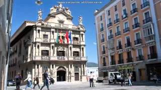 preview picture of video 'Time-Lapse en Pamplona'
