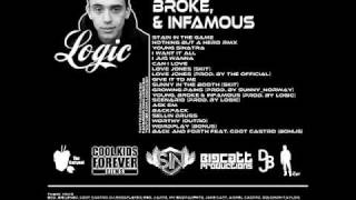Logic - Worthy (Young, Broke & Infamous Mixtape) [High Quality Mp3/Download]