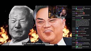 TommyKay reacts to ''The Cold War - Oversimplified'' Part 1 and 2
