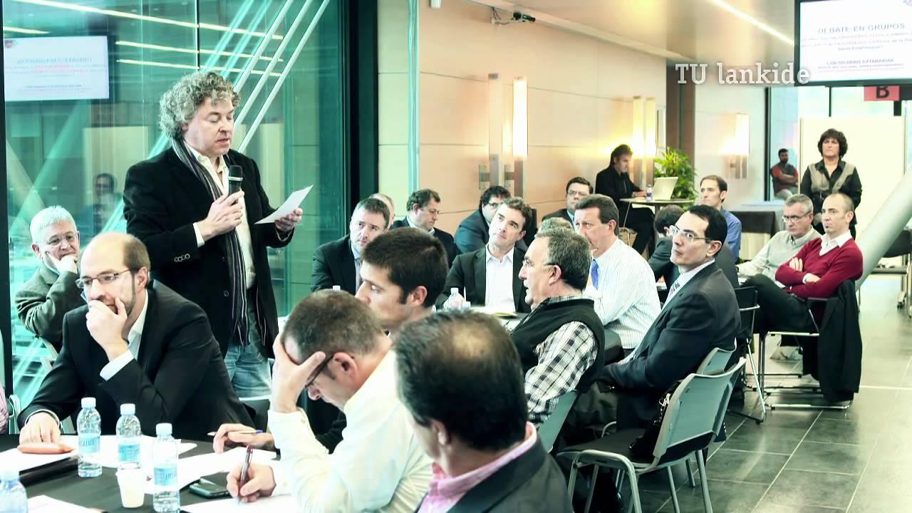 2012ko Gestio Plana MONDRAGONen: ikuspegiak
