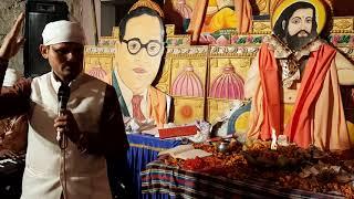 MERE SATGURU JI/RAVI KANT PANDO/ LIVE JAGRAN /GURU RAVIDASS BHAJAN ,19.1.19