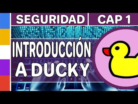 Usb rubber ducky en Español Introducción | Capitulo 1