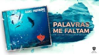 David Quinlan - Palavras Me Faltam (CD Águas Profundas Ao Vivo) [Áudio Oficial]