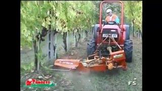 Rotavator / fraise Interceps Rinieri FS FS A - Roussel Agri 62