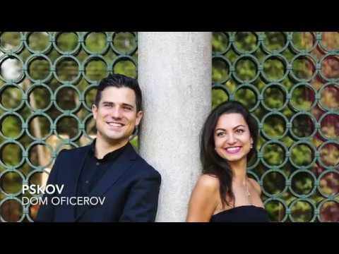 Liliia e Fabrizio Duo chitarra, voce e mandolino Udine musiqua.it
