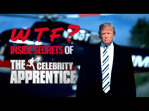 WTF? Inside Secrets of Donald Trump's Celebrity Apprentice