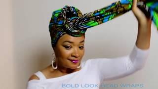 Quick & Easy Headwrap Tutorial, Natural Hair, Head Wraps, Turban, TWA, #8 |Subscribe, Share, Like