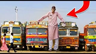 Top 5 Tallest Man in the world | Tallest people on earth | Real Life Giants | Guinness World Record