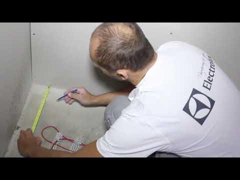 Теплый пол Electrolux EEFM 2-150-2 самоклеящийся