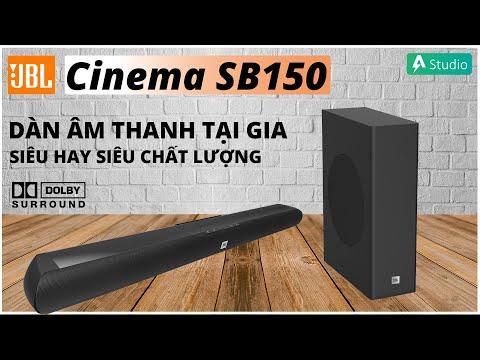 Đập hộp JBL Cinema SB150| Dàn âm thanh giá rẻ cho gia đình