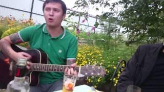 Есенин под гитару - сыпь гармоника