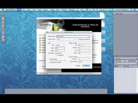 Quarkxpress portablecontacts quarkxpress beginners guide fandeluxe Images