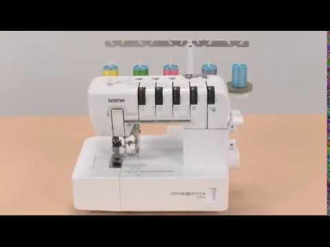 Відео інструкція BROTHER CV3550